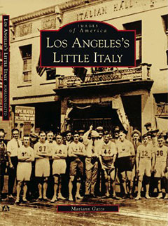 Photo of Los Angeles's Little Italy Book